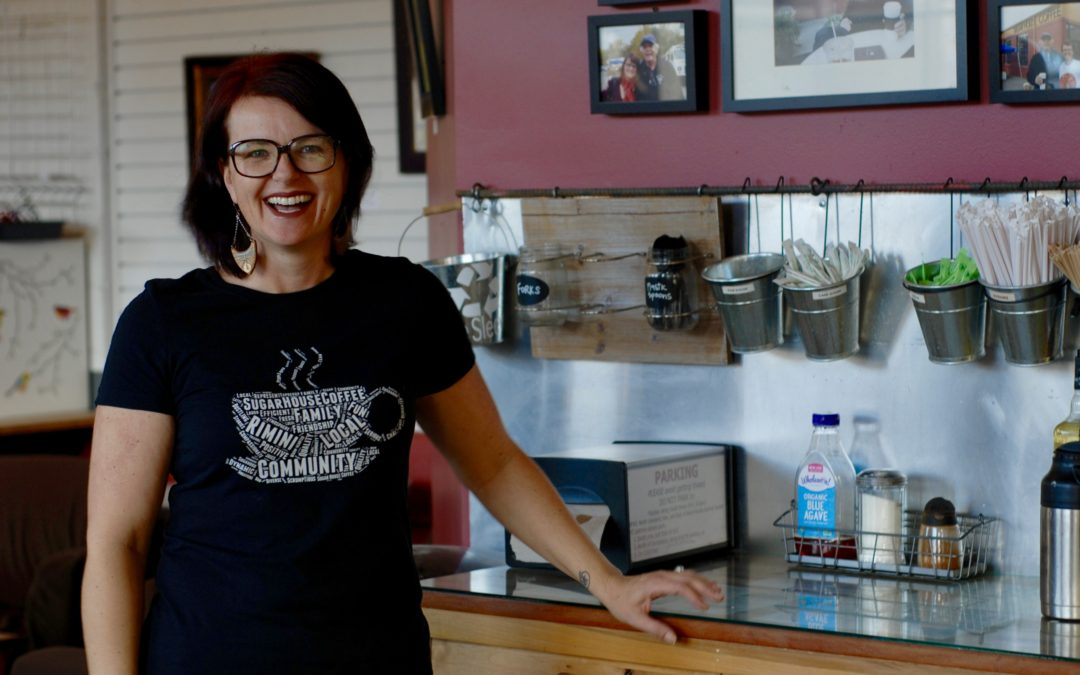 Emily Potts, Sugarhouse Coffee
